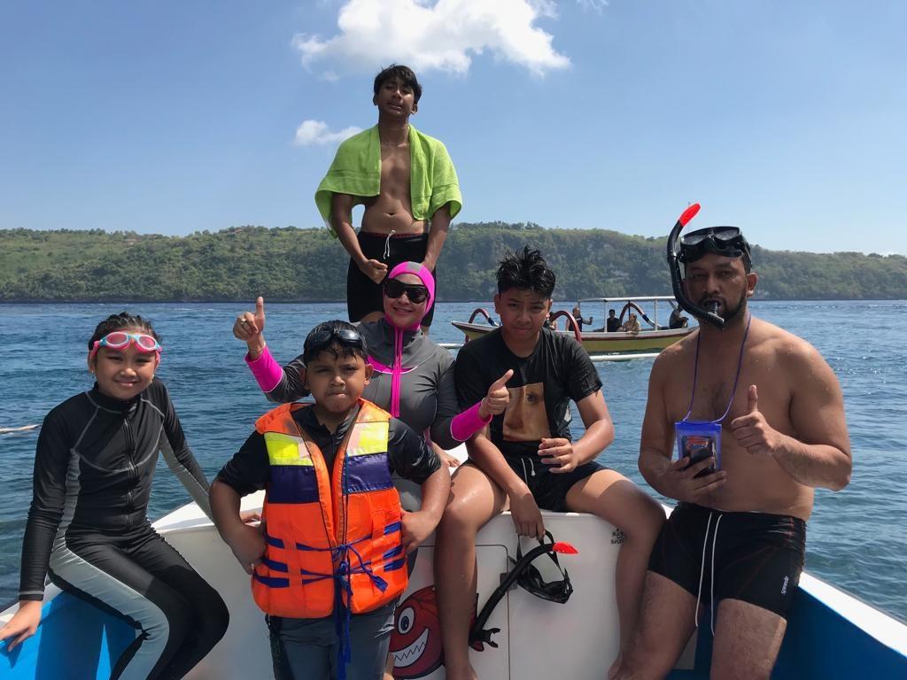 Tour Aktifitas Nusa Penida