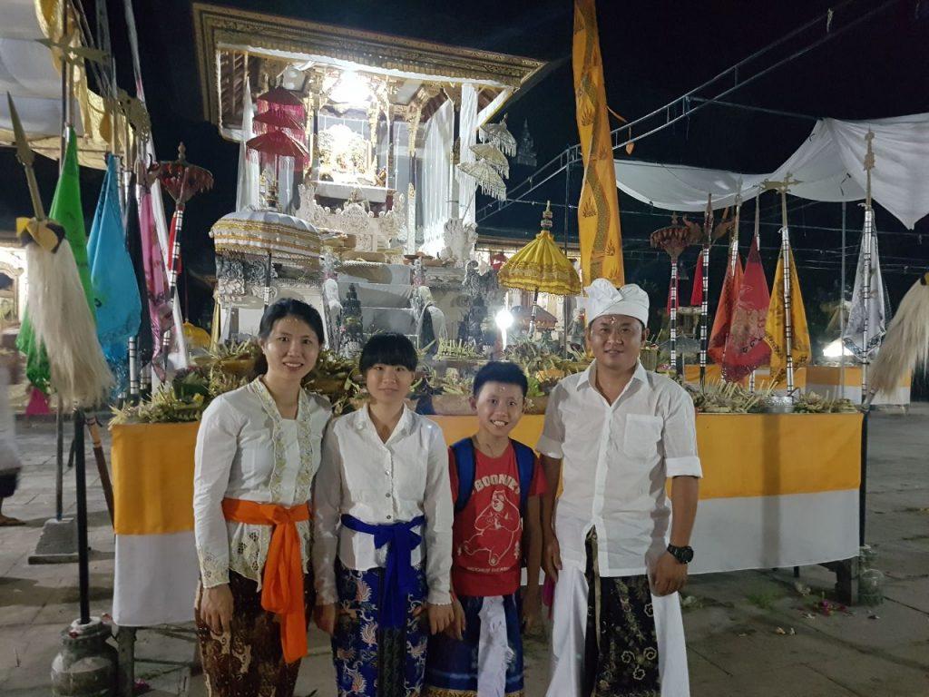 Tirta yatra Nusa Penida