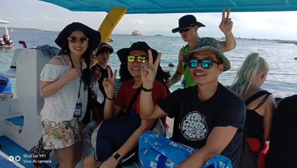 Tour Snorkeling Nusa Penida