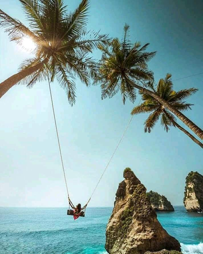 Aktifitas Swing Diamond Beach